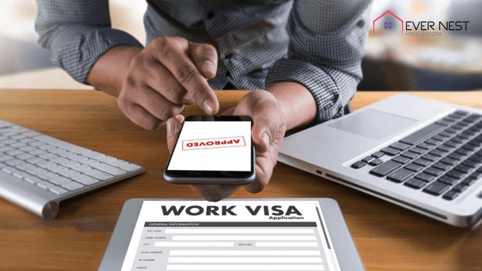 دریافت ویزای کاری برای اقامت در قبرس شمالی
